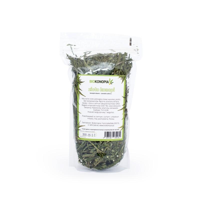 Herbatka konopna CBD 40g