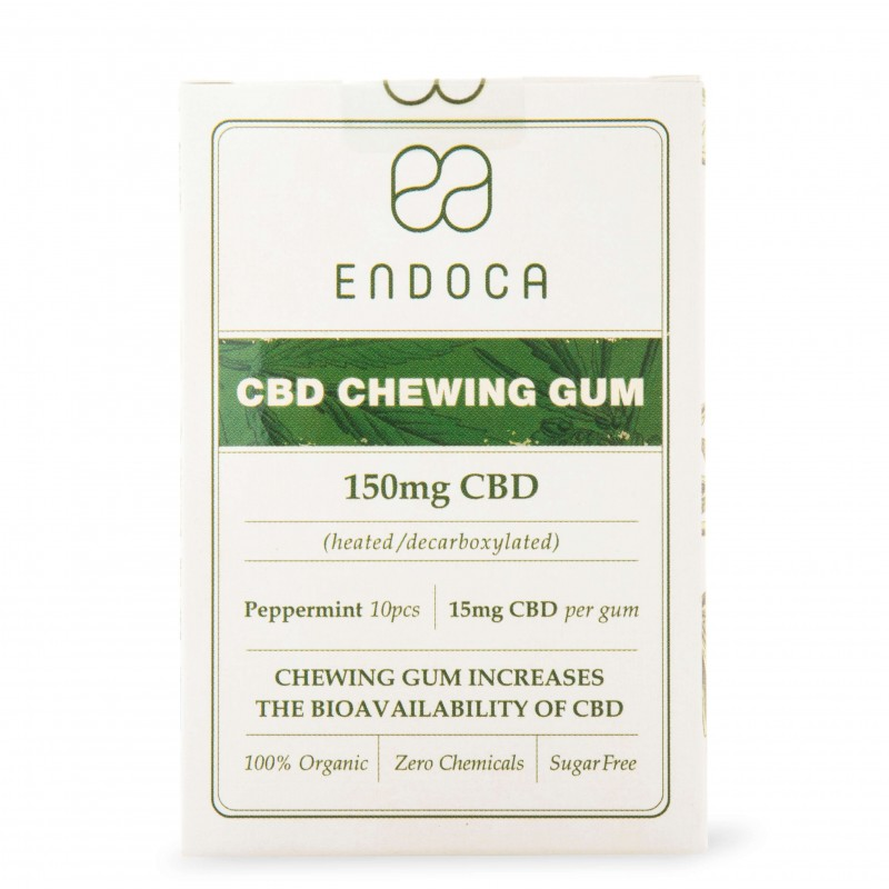 Guma do żucia CBD 150mg