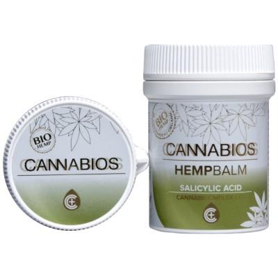 Balsam konopny CBD z kwasem salicylowym 50ml