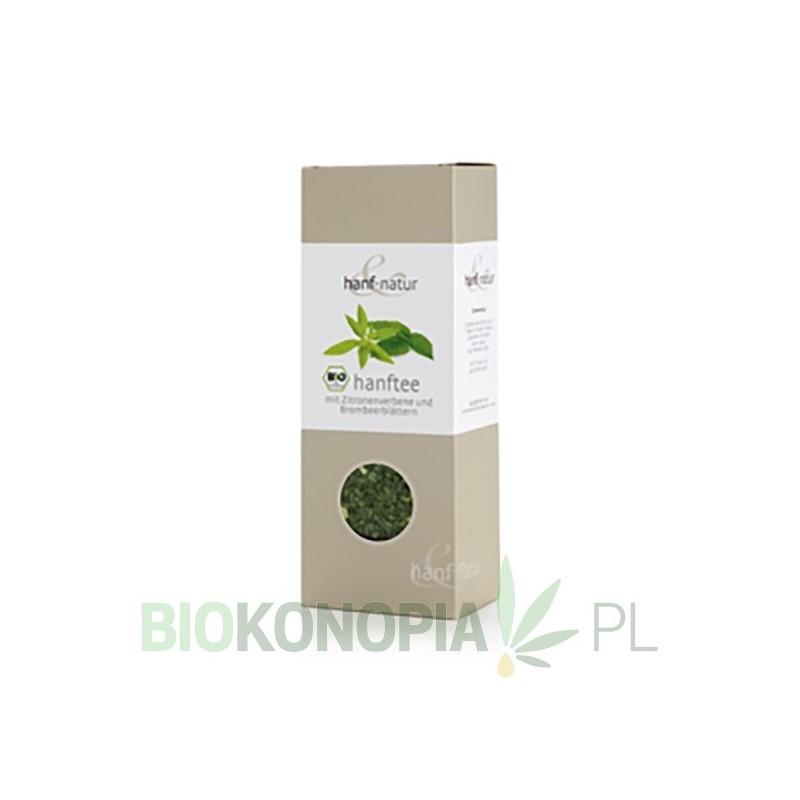 Herbata konopna z werbeną cytrynową 40g BIO