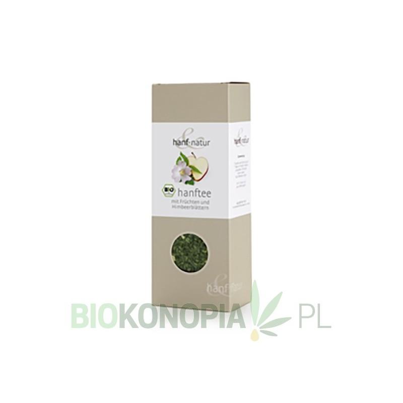 Herbata konopna owocowa 40g BIO